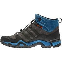 Adidas Outdoor Terrex Fast R Mid GTX Hiking Boot - Mens — CampSaver 41292e1ee