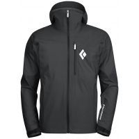 Black diamond vapor jacket