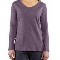 carhartt calumet long sleeve v-neck t-shirt - womens — 9 models