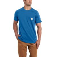 carhartt force cotton delmont short sleeve t-shirt for mens — 68 models