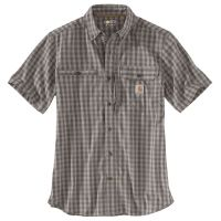 carhartt force ridgefield plaid short sleeve shirt - men's — 13 models