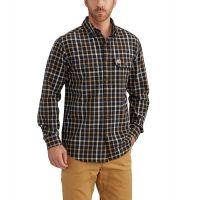 carhartt fort plaid long sleeve shirt for mens — 6 models