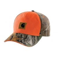 carhartt men's upland quilted cap 102294-977ofaa, color: realtree extra, hat size, us: one size, size: one size,