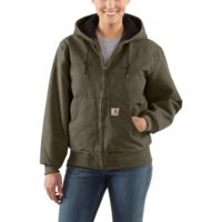 carhartt sandstone active jacket for womens w/ free shipping — 21 models