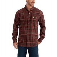 carhartt trumbull plaid shirt for mens — 8 models