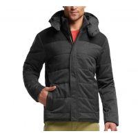 5b0df4460 Icebreaker Scout Long Sleeve Zip Hood Jacket - Mens — CampSaver