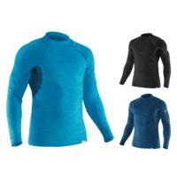 NRS HydroSkin 0.5 Longsleeve Shirt Men black 2020 longsleeve tshirt