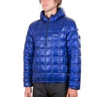 Montbell women's extreme light down jacket