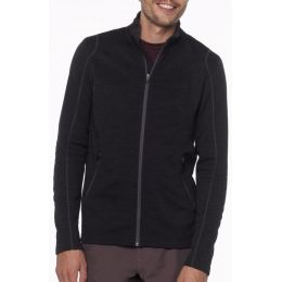 prAna Mens Gavin Full Zip Shirt
