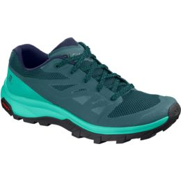 salomon outline mid gtx w womens hiking boot 08