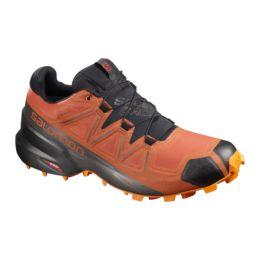 Salomon Speedcross 5 GTX Gore-Tex Scarpe Trail Running Uomo Burnt Brick//Black