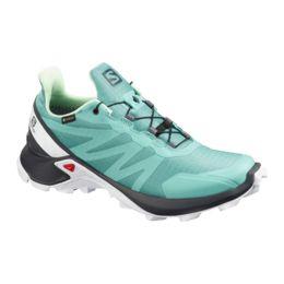 Salomon Supercross GTX Trail Running Shoes - Womens ...