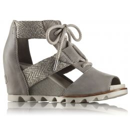 Sorel Joanie Lace Wedge Sandal, Womens