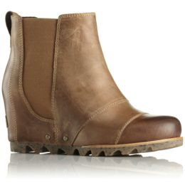 Sorel Lea Wedge Casual Boot - Women's