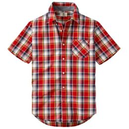 Timberland Allendale River Plaid Shirt Mens Campsaver