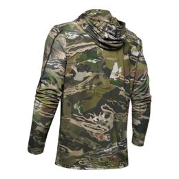 Under Armour Mens Iso-Chill Brush Line Hoodie