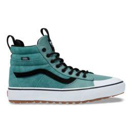 Vans Sk8-Hi MTE 2.0 DX Shoes, Oil Blue