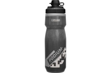 001 Noir//gris N Camelbak Podium Dirt Series Chill Bouteille de 600 ml Gris ombr/é//soufre