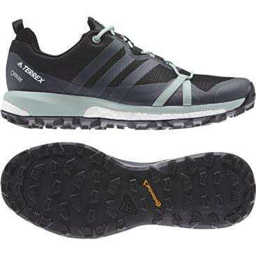 Adidas Outdoor Terrex Agravic GTX Trailrunning Shoes ...