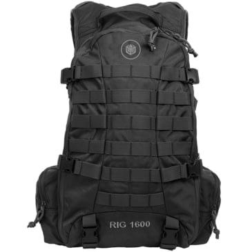 Aquamira Tactical Rig 1600 Pressurized Hydration Pack