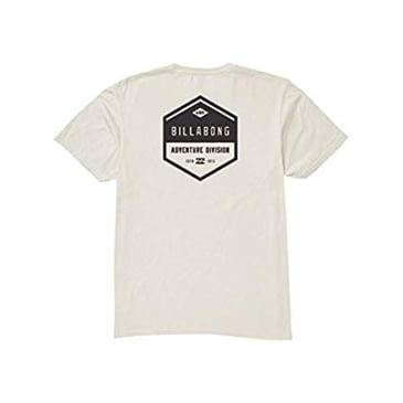 Details about  /Billabong Badge Shirt Short Sleeve White All Sizes