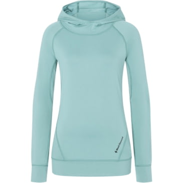 Womens Black Diamond Alpenglow Hoody