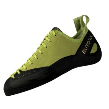 BUTORA Unisex Mantra Tight Fit Climbing Shoe Orange 5.5 Men//6.5 Women