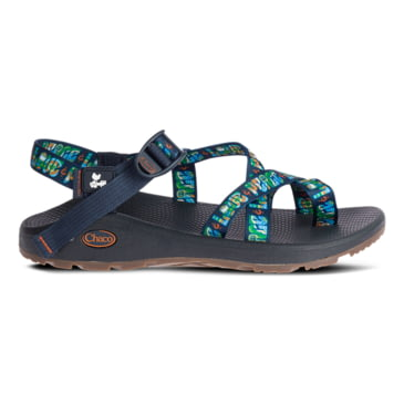 40 NEW Chaco ZCloud 2 Sport Sandals Tri Navy Blue Men/'s Size 7 Retails $105