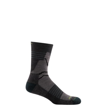 Darn Tough Pinnacle Micro Crew Lightweight Sock with Cushion Mens