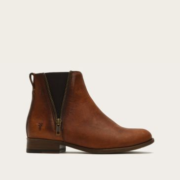 Frye Carly Zip Chelsea Women's Boots