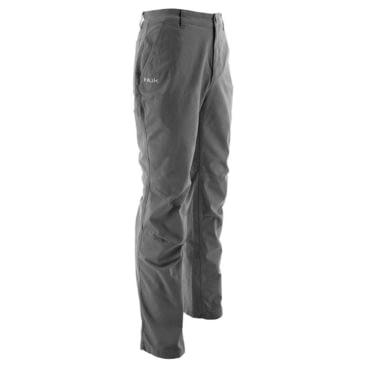 HUK Trawler Performance Fishing Pants Charcoal Gray Mens SZ H 2000055 010