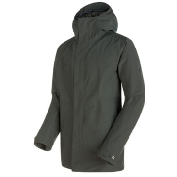 Mammut Chamuera Hs Thermo Hooded Parka Campsaver