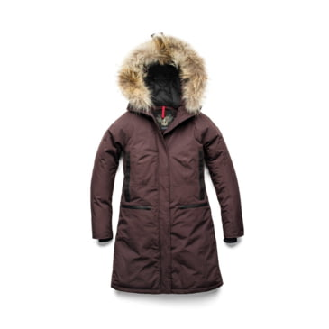 Fitted Womens Parka