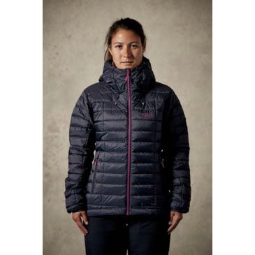 Beluga Rab Womens Nebula Pro Jacket Beluga 10