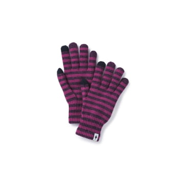 SmartWool Striped Liner Glove AW15