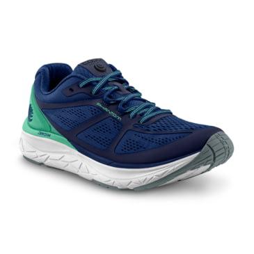 Women/'s Topo Athletic Phantom Road Running Shoes Aqua//Cobalt