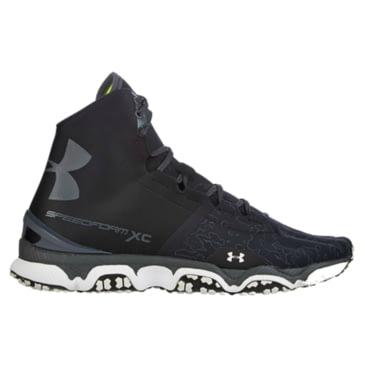 productos quimicos A la meditación micro  Under Armour Speedform XC Mid Trail Running Shoes - Men's — CampSaver