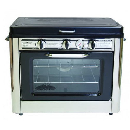 Camp Chef Outdoor Camp Gas Oven w