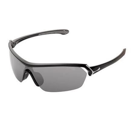 Cebe Sunglasses Eyemax CBEYEM3 Shiny White VarioChrom Perfo Grey