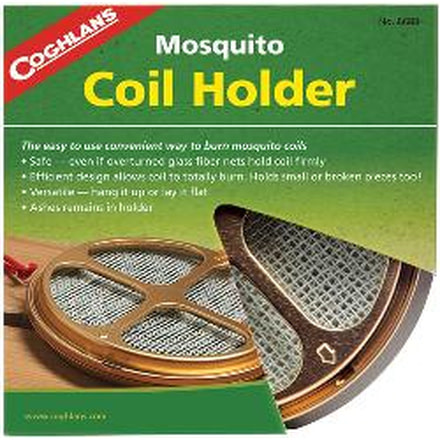 Coghlan/'s Mosquito Coil Holder Campsite Bug//Insect Repellent Burner Efficient