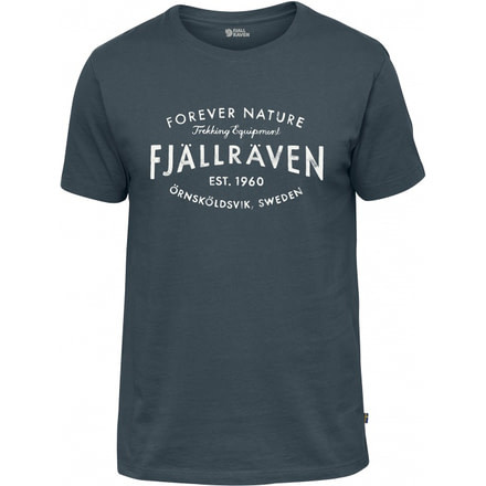 F81946-042 Fjallraven Est 1960 T-Shirt Dusk