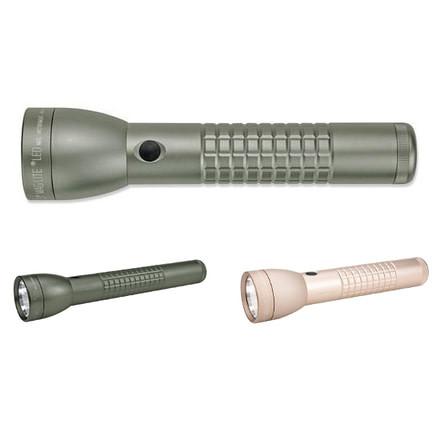 ML300LX-S2CC5 Black Maglite Full Size 2-Cell D 524 Lumen LED Flashlight
