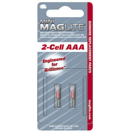 Replacement Bulb For Mini Mag-Lite And Solitaire Light