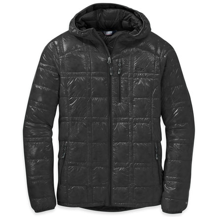 Outdoor Research Mens Filament Hooded Jacket