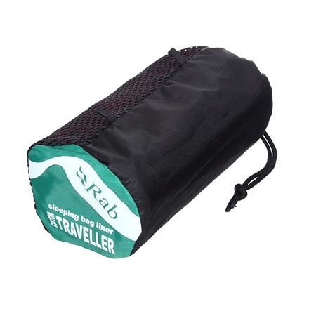 Rab Poly Cotton Sleeping Bag Liner Standard by RAB