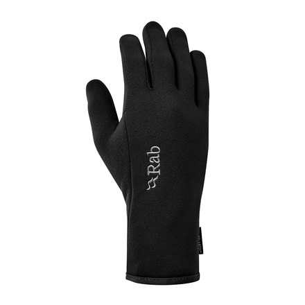 Black Rab Power Stretch Pro Gloves Medium Colour