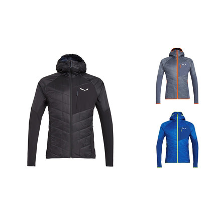 Salewa Ortles Hybrid Tirolwool Celliant Jacket Men'S