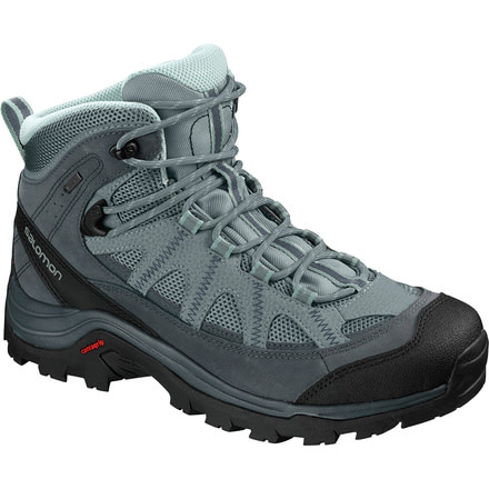 Salomon Women's Authentic Waterproof Hiking Boot Review