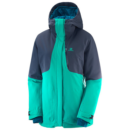 Salomon Qst Snow Jacket Womens