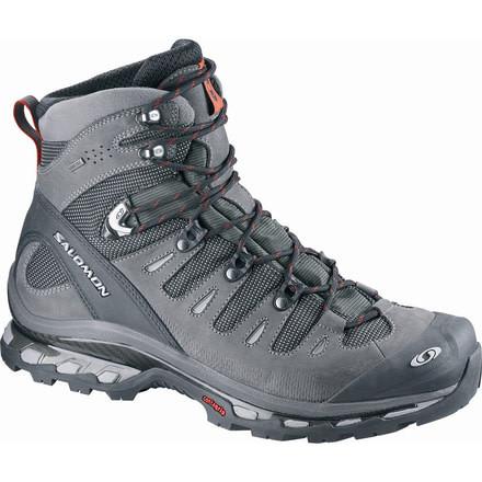 Salomon Quest 4D GTX Boots Men's 12.5 US AutobahnBlack